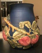 Weller Pottery Baldin Blue Mint Condition 10 Andnbspx 10 Inch Height