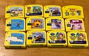 My First Leappad Leapfrog Cartridges - Lot Of 12