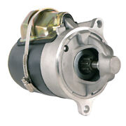 New 9t Starter Fits Ford Marine Crusader Boat Various Applications D5ff-11001-aa