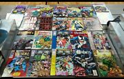 20 Comic Book Bundle Marvel And More Lot Collection Rare