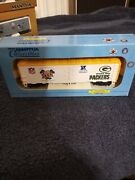 Nos Mantua Collection Green Bay Packers Super Bowl Champs Ho Reefer Train Car