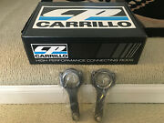 New Carrillo Connecting Rods 392 Stock Size H-beam Set