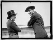 Reproduced 1912 Photo Bonaparte, Jerome At Horse Show With Miss Ellen Rasmuss O