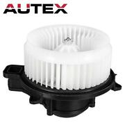 700270 Hvac Heater Blower Motor With Fan Cage Front For Mercury Milan 2010-2011