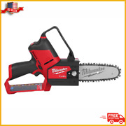 Milwaukee Cordless 6 In Pruning Saw M12 Fuel Hatchet 12v Brushless Tool-only New