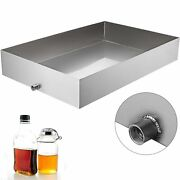 Maple Syrup Boiling Pan 24 X36x 6tig Welded Cooking Equipment Sap Evaporator