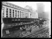 1908 Photo Of Construction Grand Central Terminal New York N Y A