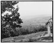 1906 Photo Of North From Blue Mt Station Pen Mar Park Md M