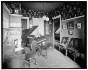 1902 Photo Of Professionals' Room Whitney Warner Publishing Co Detroit Mich D