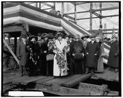 1912 Photo Of Launching Party Str Seeandbee T