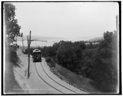 1896 Photo Of Cayuga Lake From Cornell Heights Ithaca N Y Y