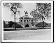 1896 Photo Of Grant Monument Lincoln Park Chicago M