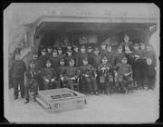 1898 Photo Of U S S Texas Capt Philip And Officers P