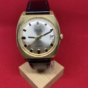 Siluett Automatic Vintage Watch Puw 1461 Germany