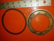 Johnson Evinrude Outboard Support Armature Plate And Bearing 0322102 9.9 15 20 Hp