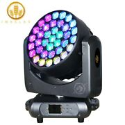 Imrelax 3715w Perfect Zoom Wash Color Mixed Moving Head Light Led Beam Light