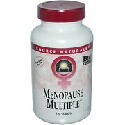 Source Naturals - Menopause Multiple, 120 Tablets