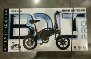 Jetson Bolt Pro Folding Electric Ride Bicycle - New In Box. Best Price. In Hand.