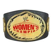 Official Wwe Authentic Attitude Era Womenand039s Championship Replica Title Belt