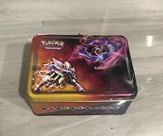 Pokemon Tin Lunch Box Includes Atleast 2 Or More Foil Cards And 250 Plus Card
