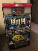Slot Machine With Tokens Works Great