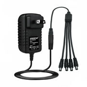 Ac Adapter For Lemax 74706 Christmas Village With 4 Output Jacks Power Charger