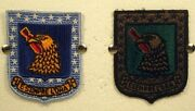 Usaf Us Air Force 96th Bombardment Wing Sac Insignia Badge Crest Patch Set
