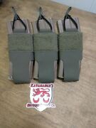 Armor Express Helium Whisper Style Mag Pouch Lot Foliage Green 2pcs