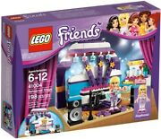 Lego Friends Rehearsal Stage 41004 Building Kit 198 Pcs