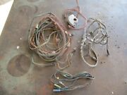 67 68 Ford Mustang V8 Engine Under Hood Wire Harness All Oem Plugs Intact L@@k