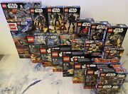 Lego Star Wars Ultimate Rogue One Bundle Lot New In Box Factory Sealed