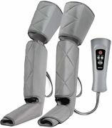 Leg Massager Air Compression For Massage And Relaxation Calf Feet Thigh 6 Modes