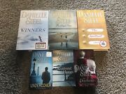 Danielle Steel Book Lot Of 6-winners/prodigal Son/ The Apartment/undercover