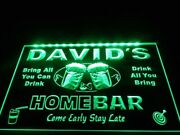 Name Personalized Custom Home Bar Led Neon Light Signs Pub Beer Led Signs.