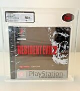 Resident Evil 2 Ps1 Playstation New And Graded 90+