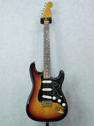 Used 1996 Fender S.r.v Stratocaster 3ts Stevie Ray Vaughan Texas Special W/ohsc