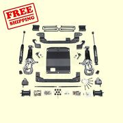 5.5 F And R Suspension Lift Kit For Chevy Colorado 2wd/4wd Gas 2015-2019 Zone