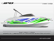 Ipd Boat Graphic Kit For Yamaha 232 Limited, Sx230, Ar230 Ob Design