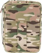 Dickson Camouflage Book And Bible Case Large Nib Fast Ship