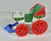 Fisher Price Little People Christmas Tree Lighting Carriage Replacement