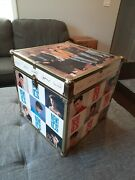 New Kids On The Block Nkotb 1990 Vintage Trunk Chest Storage Box Andbullrare And Htfandbull