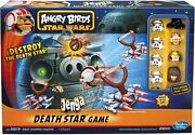 Hasbro Angry Birds Star Wars Fighter Pods Jenga Death Star New