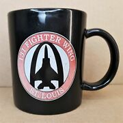 131 Fighter Wing Mug Missouri National Guard St. Louis Military Coffee Cup