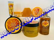 Lot Of 7 The Body Shop Honeymania Ultimate Gift Set Very Rarediscontinued