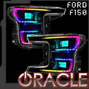 Oracle Dynamic Colorshift Headlight Drl And Turn Signals For 2018-2020 Ford F-150
