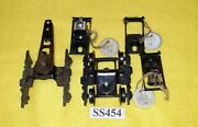 Lionel Wheel Trucks And Parts Lot Roller Pickup Passenger Cars 2500 Series