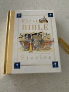 First Bible Stories John Dillow Illustrations 2002 Book Religion Childrens