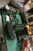 Scientific Toys Rio Grande Wide Train Set 6 Cars Tracks Large Engines Battery