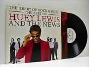 Huey Lewis And The News The Heart Of Rock And Roll The Best Of Lp Ex-/ex, Chr 1934,