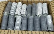 6000x Flattened Chrome Bottle Caps Silver Bottlecaps Flat Craft And Jewelry Arts